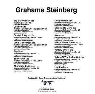 GrahameSteinberg